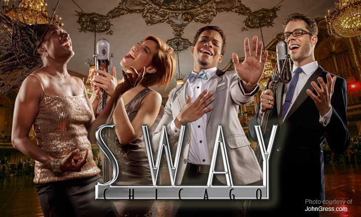 Sway Chicago Booking Information Chicago Wedding Band